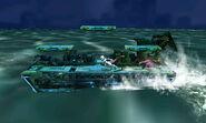 Efecto de Leviatán en Midgar (3) SSB4 (3DS)