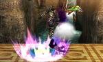 Puño Oscuro (1) SSB4 (3DS)