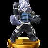 Trofeo de Wolf O'Donnell SSB4 (Wii U)