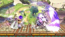 Ataque del espectro (7) SSB4 (Wii U)