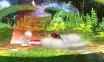 Ataque violento SSB4 (3DS)