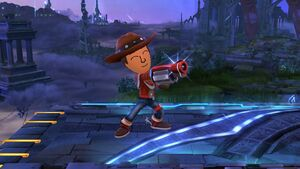Burla 1 Tirador Mii (2) SSB4 Wii U