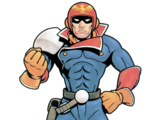 Captain Falcon (SSB)