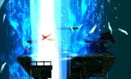 Efecto de Bahamut CERO en Midgar (3) SSB4 (3DS)