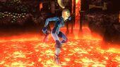 Indefensión Samus Zero SSB4 (Wii U)