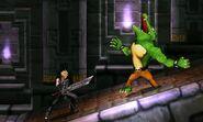 Kritter verde (2) SSB4 (3DS)