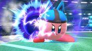 Lucario-Kirby 2 SSB4 (Wii U)
