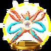 Trofeo de Deoxys SSB4 (Wii U)