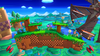 Vista general del escenario Zona Windy Hill SSB4 (Wii U)