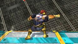 Ataque normal Captain Falcon (4)