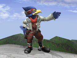 Burla Smash Falco SSBB (4)