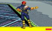 Burla inferior Capitán Falcon SSB4 (3DS) (2)