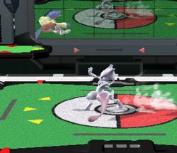 Lanzamiento trasero de Mewtwo (2) SSBM