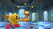 Pooka de Pac-Man. SSB4 (Wii U)