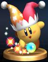 Trofeo de Kirby Rayo SSBB