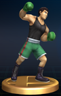 Trofeo de Little Mac SSBB