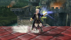 Trueno (Daraen) (1) SSB4 (Wii U)