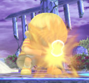 Ataque Smash superior Lucas SSBB (1)