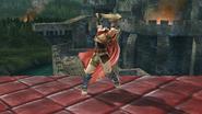 Burla lateral de Ike (1) SSB4 (Wii U)