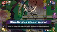 Cara Metálica en el tablero de Mundo Smash SSB4 (Wii U)