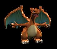 Pose T Charizard SSB4 (Wii U)
