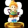 Trofeo de Lucas (alt) SSB4 (Wii U)