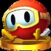 Trofeo de Pooka SSB4 (3DS)
