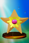Trofeo de Staryu SSBM