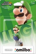 Embalaje del amiibo de Luigi