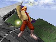Falco Aturdido SSBM