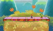 Isla de Yoshi Omega SSB4 (3DS)