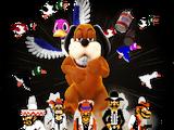 Lista de trofeos de SSB4 Wii U (Duck Hunt)
