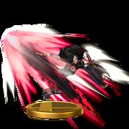 Trofeo de Bayonetta (alt.) SSB4 (Wii U)