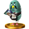 Trofeo de Fígaro SSB4 (Wii U)