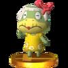 Trofeo de Rosauria SSB4 (3DS)