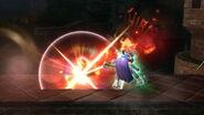 Golpe Crítico Roy (3) SSB4 (Wii U)