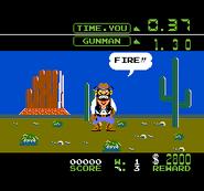 NES Wild Gunman