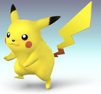 Pikachu SSBB