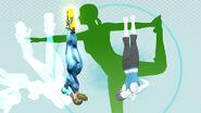 Salto Mortal SSB4 (Wii U)