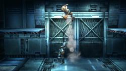 Snake Ataque Fuerte Superior-SSBB
