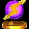 Trofeo de Ataque Espiral SSB4 (3DS)