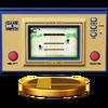 Trofeo de Lion SSB4 (Wii U)