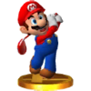 Trofeo de Mario Golf World Tour SSB4 (3DS)