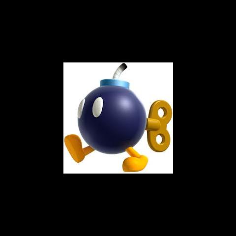 Bob-omb en <i>New Super Mario Bros.</i>