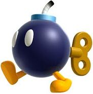 Bob-omb en New Super Mario Bros