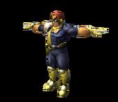 Pose T Captain Falcon SSBB