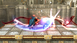 Sable pesado SSB4 (Wii U)
