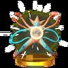 Trofeo de Deoxys SSB4 (3DS)