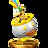 Trofeo de Lemmy SSB4 (Wii U)