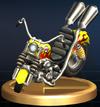 Trofeo de Moto Wario SSBB